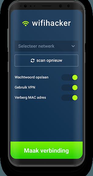 WiFi Hacker 2017 voor Android & Samsung