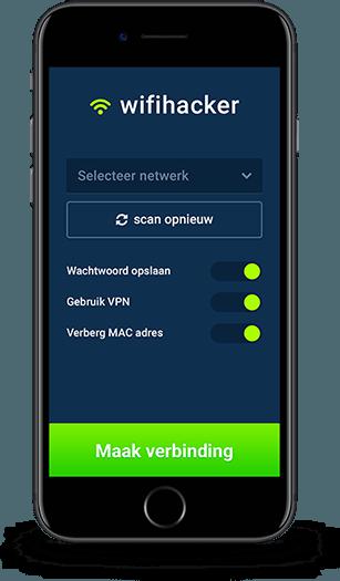 WiFi Hacker 2017 voor iPhone